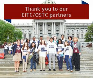 Thank you to our EITC-OSTC partners