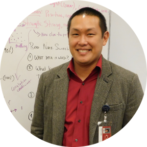Dr. Hubert Huang ~ Upper School Teacher